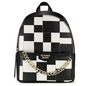 BNTW Victoria's Secret Checkered Mini Backpack